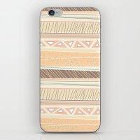 safari iPhone & iPod Skins featuring SAFARI by Amalia-Anne