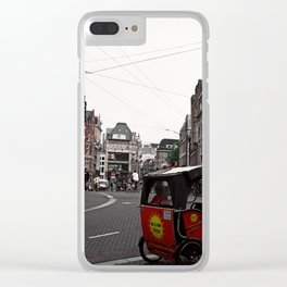 # 332 Clear iPhone Case