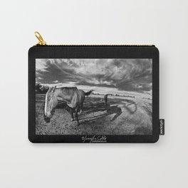 Farm Horse Carry-All Pouch
