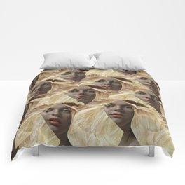 Fawcett up your life! Comforters