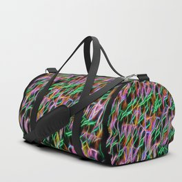 The Electromagetic Signature Of An Eon Forest Duffle Bag