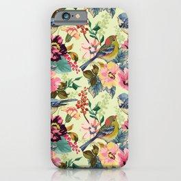 Wild Birds iPhone Case