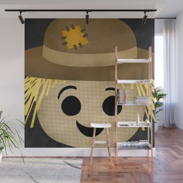 Scarecrow Wall Mural