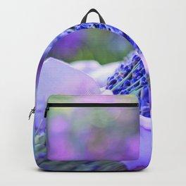 Lavender Bouquet in Springtime Backpack