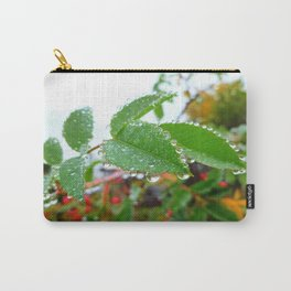 Nature's Beads of Beauty Carry-All Pouch