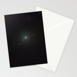 Hubble Space Telescope - IC 3506 in the Virgo cluster of galaxies (2008) Stationery Cards