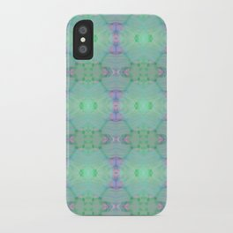 Microbio Gerbera iPhone Case