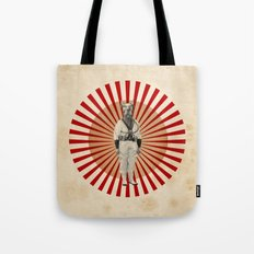 God save the Dog! Tote Bag