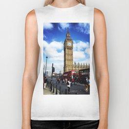 Big Ben - London Biker Tank