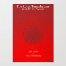 Chas Tenenbaum Canvas Print