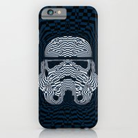Storm and radiation Slim Case iPhone 6s