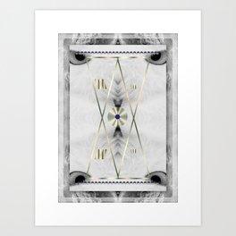 AURORA POLARIS#03 Art Print