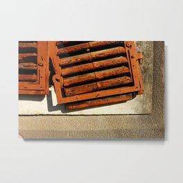 blinds Metal Print
