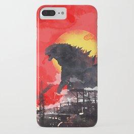 godzilla 5 iPhone Case