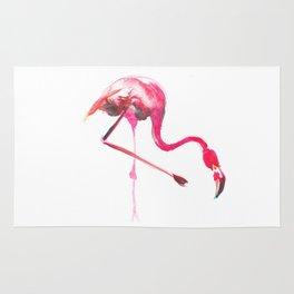 Flo the Flamingo Rug