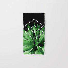 Agave geometrics III Hand & Bath Towel