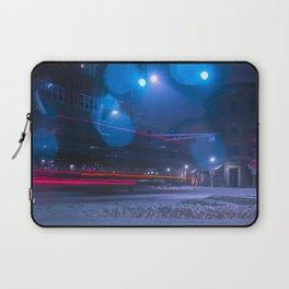 Street Lights Laptop Sleeve