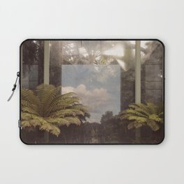 Sky in Glasshouse Laptop Sleeve