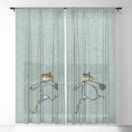 Wayoz Sheer Curtain
