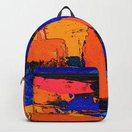 Street Vendor Backpack