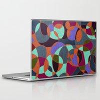 mosaic Laptop & iPad Skins featuring  Mosaic by Tony Vazquez
