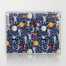 Dancing Across Galaxies Laptop & iPad Skin
