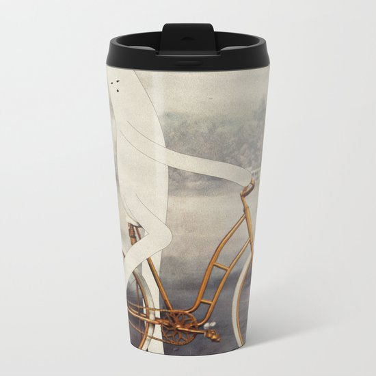 M a r y l i n Metal Travel Mug