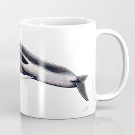 Pacific white-sided dolphin Coffee Mug