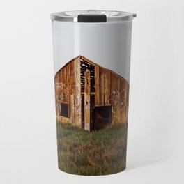 Abandoned House Travel Mug