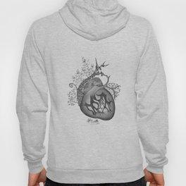 RADIOHEAD HEART Hoody