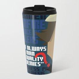 The Seventh Metal Travel Mug
