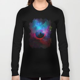 α Dark Aurigae Long Sleeve T-shirt