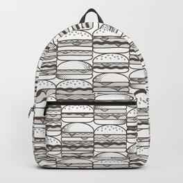Burgers Wall Backpack