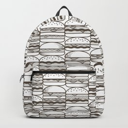 Burgers Wall Backpack