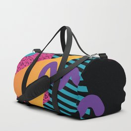 Memphis Pattern 29 / 80s - 90s Retro Duffle Bag