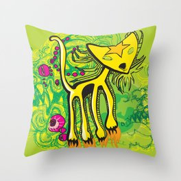 YEAR OF THE ... Throw Pillow