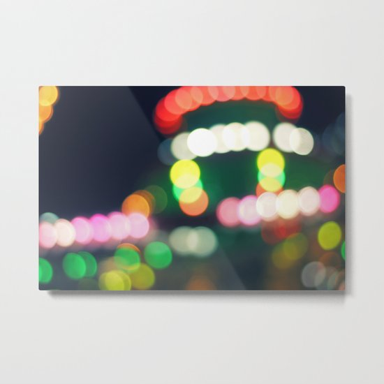 Let's Make a Night to Remember Metal Print