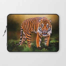 Father Tiger - Mother Earth Laptop Sleeve