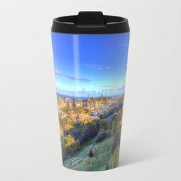 Edinburgh City Panorama Travel Mug