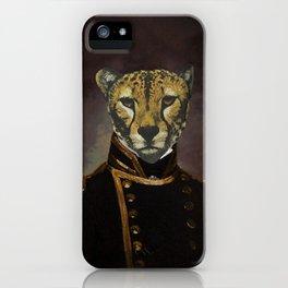 Commodore Cheetah iPhone Case