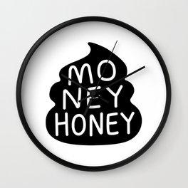 Money Honey Wall Clock