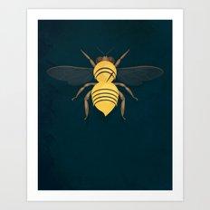 BEE Art Print
