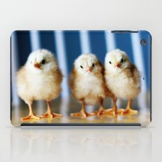 buckeye chicks iPad Case
