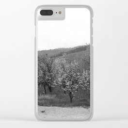 Faraway Clear iPhone Case