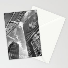 Looking Up In London Stationery Cards