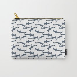 Hammer shark pattern Carry-All Pouch