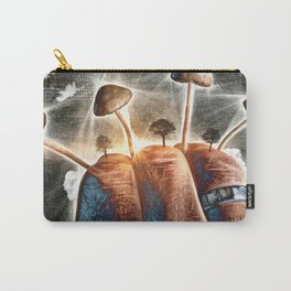 Mt. Shroom Carry-All Pouch