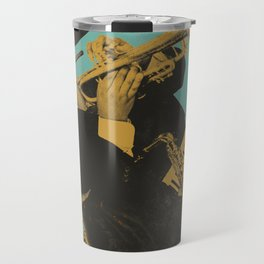 ABSTRACT JAZZ Travel Mug