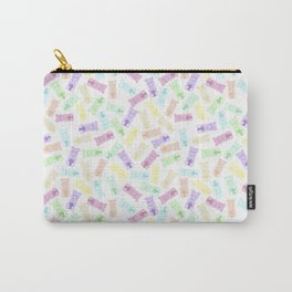 Gummy Bears Pastel Carry-All Pouch