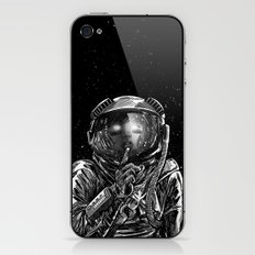 The Secrets of Space iPhone & iPod Skin